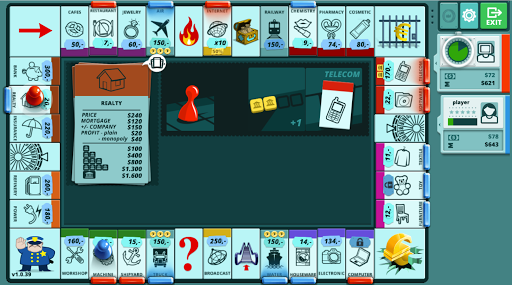 Kapitaler - Board Dice Business painmod.com screenshots 7