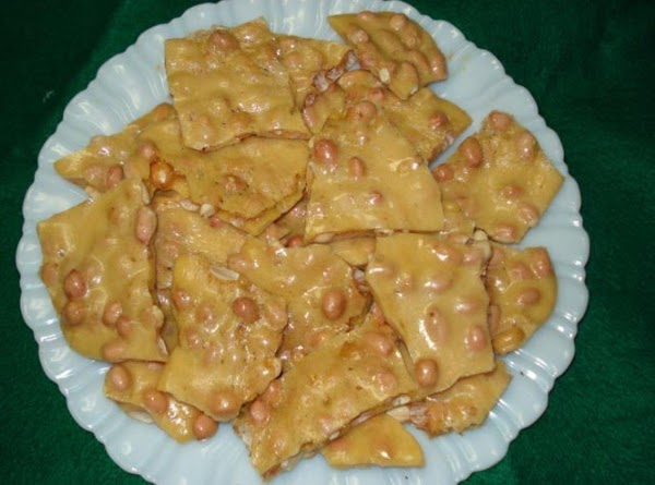 Mom's Peanut Brittle Recipe