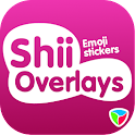 Shii Overlays Emoji Stickers icon