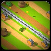 Frog - Road Crossing