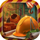 Hidden Objects Construction Game Shopping Mall