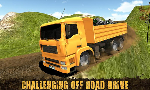 Up Hill Truck Driving Mania 3D 1.3 screenshots 1