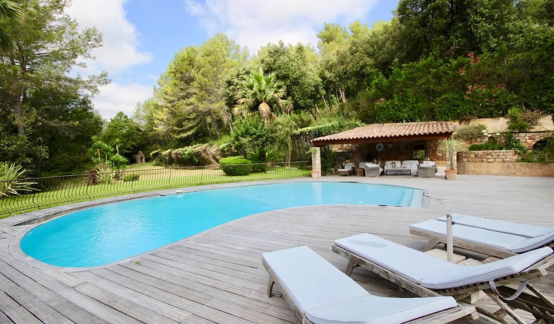 Maison avec piscine Valbonne
