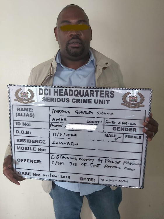 Fake gold fraudster charged