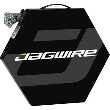 Jagwire Slick Stainless Derailleur Cable 2300mm Box/100 Shimano