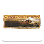 California Gold Surf Auction