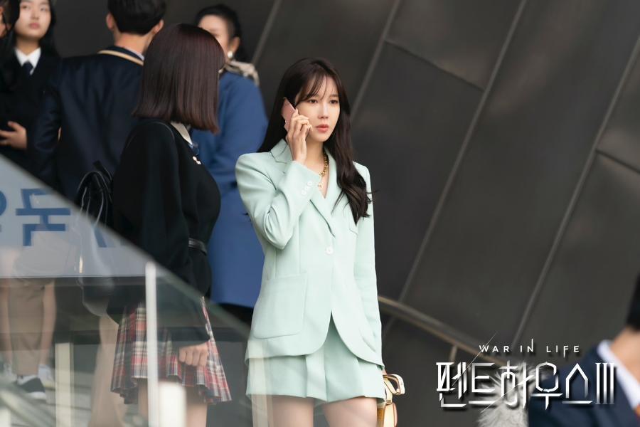 ssr blue suit