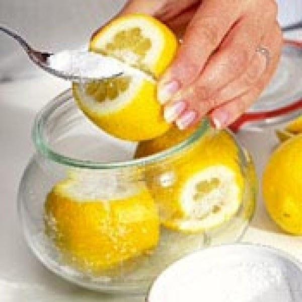 Fine Cooking- Preserved Lemons Recipe
