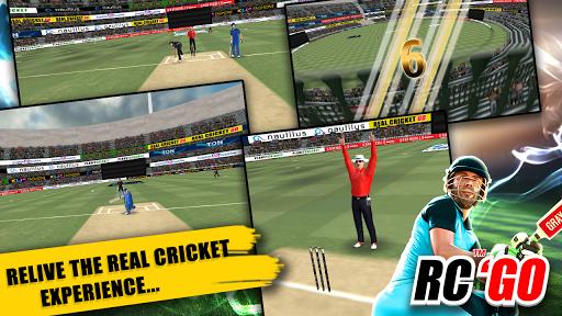 Real Cricket™ GO screenshot 8