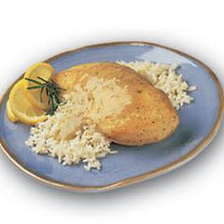 Lemon Garlic Chicken.