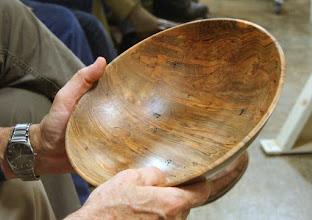 Photo: ...such as this one in ambrosia maple...