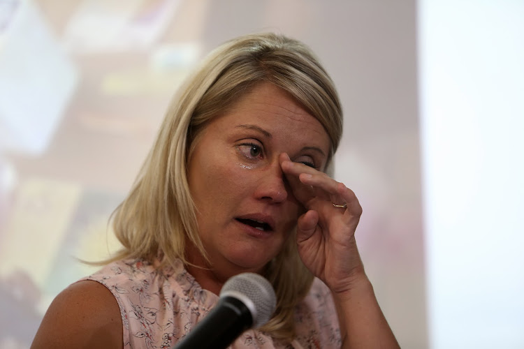 Laërskool Schweizer-Reneke grade R teacher Elana Barkhuizen — who is at the centre of South Africa's latest racial furore