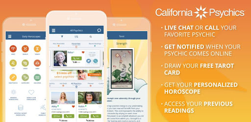 California Psychics - Live Phone Readings & Chat - Apps on Google Play