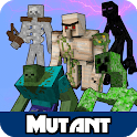 Mutant Creatures Mod for Minecraft PE - MCPE icon
