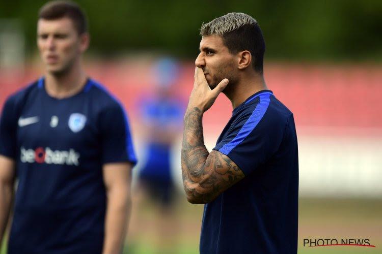 De onderhandelingen lopen: overbodig bij Racing Genk, maar wel in de Champions League?