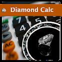 Diamond Rough Calculator 2016 icon