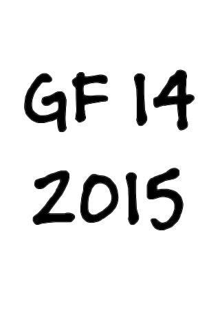 GF 14 2015 - Grande F