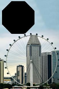 Enjoy Singapore Flyer - náhled