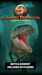 Game Jurassic Dinosaur: Ark of Carnivores -Dino TCG/CCG APK for Windows Phone