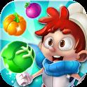 Yummy Heroes: Sweet Farm Mania
