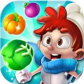 Yummy Heroes: Farm Match Mania