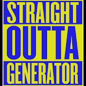 Straight Outta Cam Generator