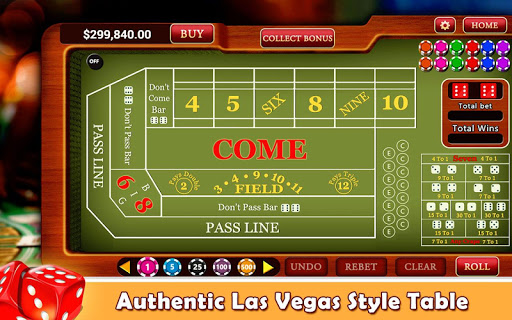 Craps - Casino Style painmod.com screenshots 2