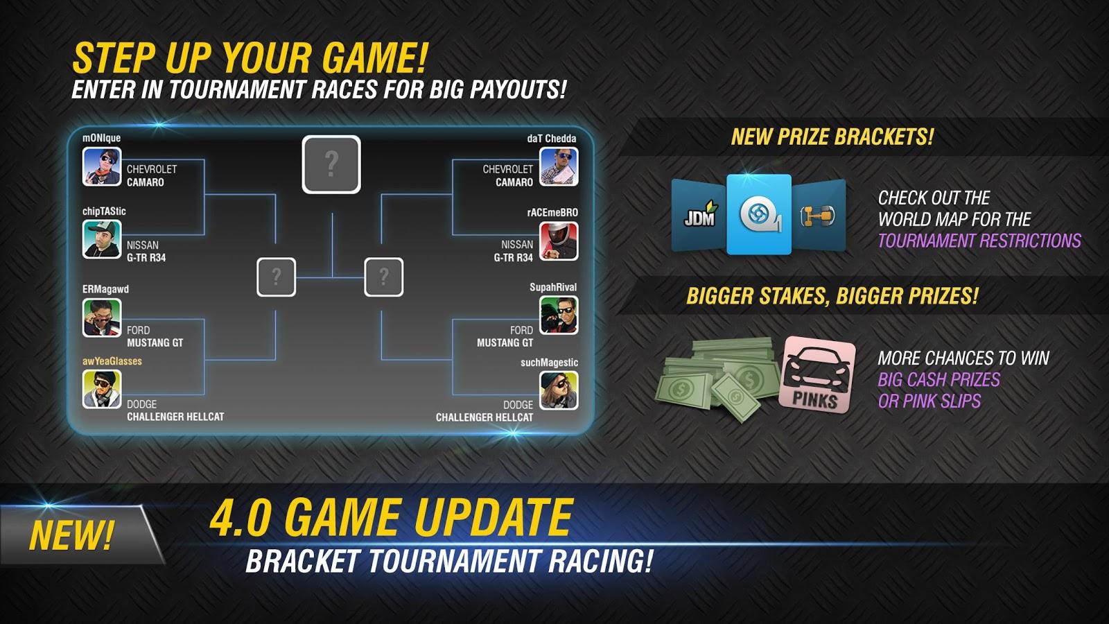 Racing Rivals - screenshot