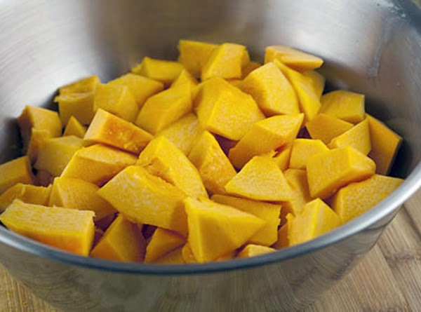 Besides the pumpkin, you do need a few other veggies that will require some...