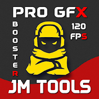 JM Tools - GFX Pro For PUBG 120FPS  Game Booster