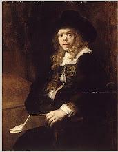 """Foto: Gerard (de) Lairesse (ook Gérard de Lairesse) (Luik, 1640 – Amsterdam, 28 juni 1711) was een classicistisch kunstschilder en graficus uit de Gouden Eeuw. Hij schilderde voornamelijk historische, allegorische en mythologische scènes, vaak gebaseerd op Ovidius of andere letterkundige werken. In Frankrijk noemde men hem dan ook de """"Nederlandse Poussin"""". De Lairesse is vooral bekend door zijn zolder- en schoorsteenstukken, en de geleerde boeken Grondlegginge der teekenkonst (1701) en Het groot schilderboeck (1707), die van grote invloed waren op de 18e eeuwse (behang)schilders, zoals Jacob de Wit."""