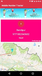 Caller ID & Locator - Nepal - náhled