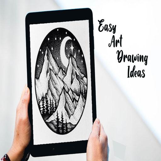Easy Art Drawing Ideas