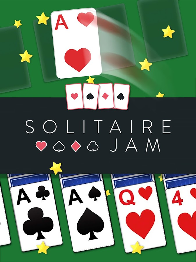 Solitaire Jam - Classic Free Solitaire Card Game- screenshot