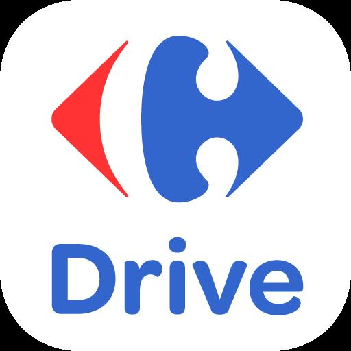 Carrefour Drive, achat et retrait courses en Drive Icon