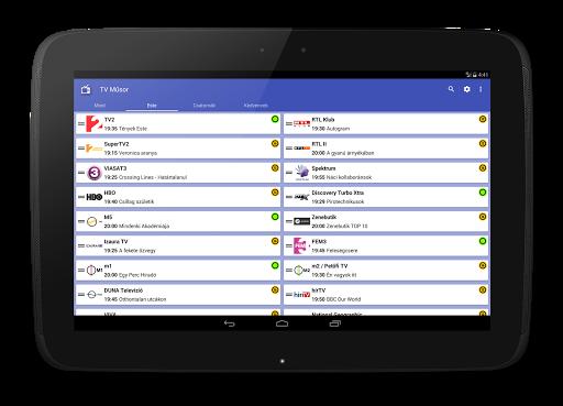 Tv Mu0171sor 4.6 screenshots 8