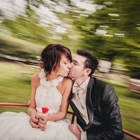 Fotografo di matrimoni Francesco Bognin (bognin). Foto del 23.06.2015