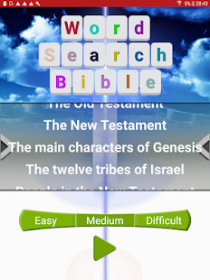 Bible Game - Word Search - náhled