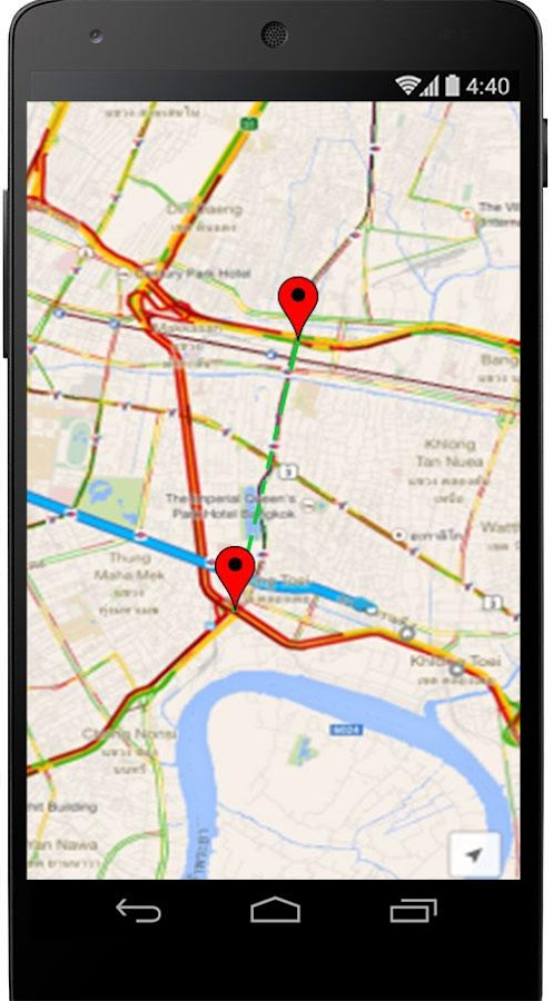GPS Navigation Maps Android Apps on Google Play