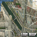 GPS LIVE MAP Guide icon