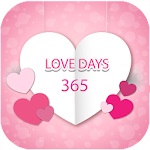 Love Days Counter -Been Love Memory &Been Together 1.0