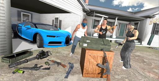 Gangster Crime Simulator Screenshot
