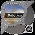 Baby legend GO SMS icon