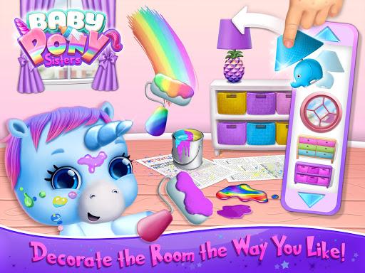 Baby Pony Sisters - Virtual Pet Care & Horse Nanny 5.0.14002 screenshots 21