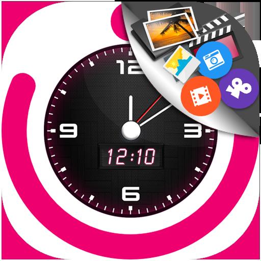 Time Lock - Clock Vault