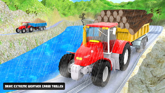 Heavy Duty Tractor Farming Tools 2019 Mod Apk Download For Android and Iphone 2