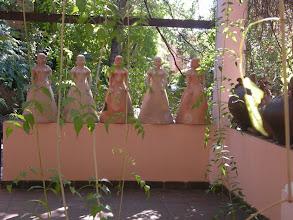Photo: 近郊の町アレグアにて