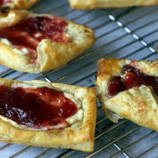 Super Easy Breakfast Pastries Recipe