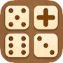 Math on bricks : Number puzzle game #2 APK icon