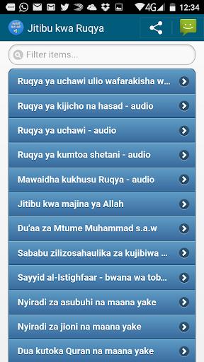Jitibu kwa Ruqya